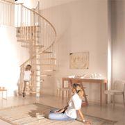Винтовая лестница «Klan» фото
