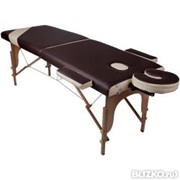 Двухсекционный массажный стол Wellness фото
