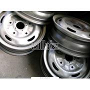 Автомобильные колесные стальные диски фото