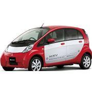 Электрический автомобиль Мицубиси фото