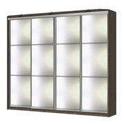 Шкафы-купе различных конфигураций фото