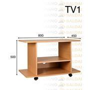 Столик под телевизор TV1 фото