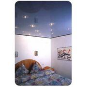 Потолки натяжные фото