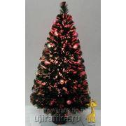 Искусственная елка новогодняя свет. 120см фото