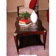 Столы журнальные фото