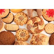 Печенье в ассортименте фото