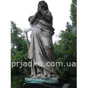 Садово парковая скульптура Киев фото