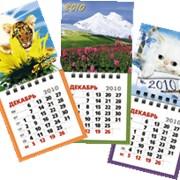 Мини-календарики фото