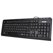 Клавиатура ACME KS03 Standard Keyboard /EN/RU/LT /Black фото