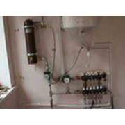 Вихревой индукционный нагреватель ВИН-15 фото