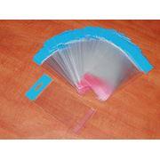 Пакеты упаковочные OPP с клеящим слоем фото