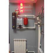 Вихревой индукционный нагреватель ВИН-40 фото