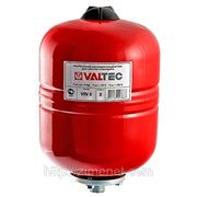 Мембранный бак для отопления VALTEC (80 литров) фото