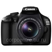 Фотоаппарат зеркальный Canon EOS 1100D Kit EF-S 18-55 IS фото