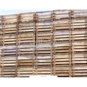 Тара деревянная ящики