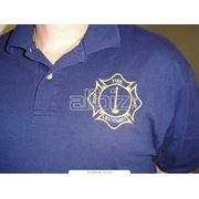 Мужские футболки поло с логотипом