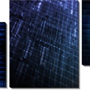 Модульная картина Сеть_2, Неизвестен фото