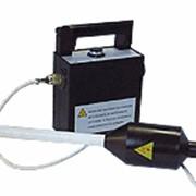 Электроискровой дефектоскоп для контроля сплошности диэлектрических покрытий толщиной до 4 мм. Корона 1 фото