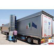 Автономные мобильные мойки грузовых и коммерческих автомобилей ITECO QUICK WASH фото