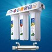 Фильтр для очистки воды Гейзер (Geizer) 3ИВЖ люкс для жесткой воды + УФ лампа фото