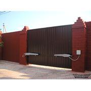 Распашные ворота Doorhan фото