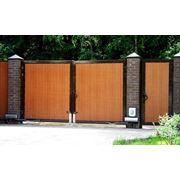 Ворота распашные DoorHan фото