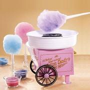 Аппарат для приготовления сладкой сахарной ваты фото