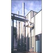 Промышленные двухконтурные дымоходы MKD фото