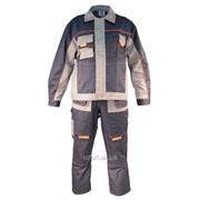 Костюм Бренд, куртка+полукомбинезон, арт. 1059 фото