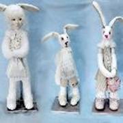 Куклы из флиса фото