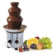 Фонтан с горьким шоколадом ШГ18.800 Шоколадный фонтан фото