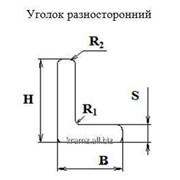 Уголок равносторонний шифр профиля S08/0008 H, мм 50 B, мм 20 S, мм 2 фото