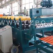 Линия для производства профнастила С-8 фото