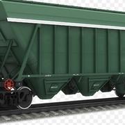 Услуги депо: ремонт вагонов-хопперов для перевозки зерна фото