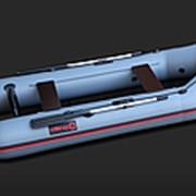 Надувная моторная лодка Elling ПАТРИОТ 290 с килевым дном фото