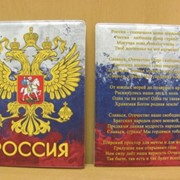 Обложка для паспорта Виды Санкт-Петербурга, арт. 11210/2 фото