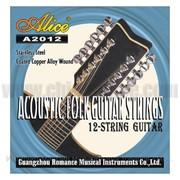 Alice A2012 Струны для 12струнной гитары фото
