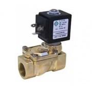 Клапан электромагнитный непрямого действия Ode Dn15 NBR фото