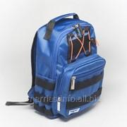 Рюкзак Babiators Rocket Pack 1,5-4 года, 30х20х14синий Blue Angels фото