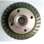 Отрезной круг турбо ф65 М14 (с фланцем) фото