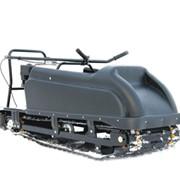 Мотобуксировщик Бурлак 500 RV 9,0 фото