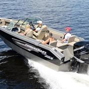 Алюминиевый катер Princecraft Platinum SE 207 фото