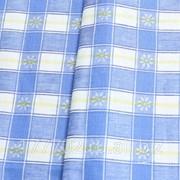 Ткань полотенечная Цвет 14 рисунок Маргаритка фото