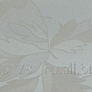 Плита МДФ AGT глянец белые цветы, 1220х18х2795 мм
