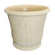 Горшок для цветов керамический Титан фото