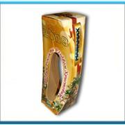 Сувенирная упаковка для шампанского фото