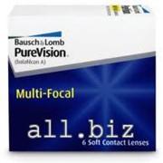 Линзы Bausch&Lomb PureVision Multi-Focal сила от -10,00 до +6,00 фото