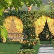 Устройство систем освещения в саду. Итальянское ландшафтное проектирование и реализация. фото