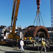 Услуги по ремонту и техническому обслуживанию газовых турбин фото