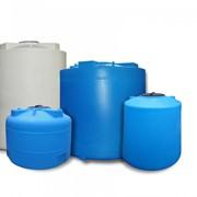 Вертикальные пластиковые емкости до 15 000 л фото